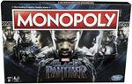 Monopoly Marvel Black Panther Edition $15 + Delivery ($0 with Prime/ $39 Spend) @ Amazon AU