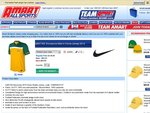 Socceroos Jerseys $50 at A-Mart and Rebel Sports (Adelaide CBD & Online)