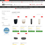 20% off Huskee Cups from $11.92 + $9.95 Delivery @ Alternative Brewing