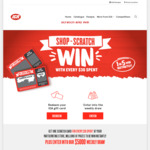 Win a Share of Over $14,600,000 Worth of Cash/Gift Card/Grocery Prizes from Metcash [With Purchase]