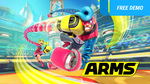 [Switch] Play ARMS for Free until 6/4 @ Nintendo eShop (Nintendo Switch Online Membership Required)