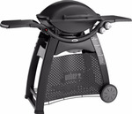 Weber Family Q BBQ LPG Black $639 White $689, NG Black $629 + Free BBQ Cover & Free Shipping @ Appliances Online