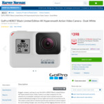 GoPro HERO7 Black (Dusk White) Limited Edition Action Camera $398 + Delivery or C&C @ Harvey Norman