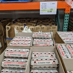 [NSW] Pace Farm Cage Eggs 12pk/500g $0.99 @ Costco Marsden Park (Membership Required)