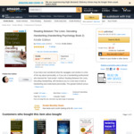 "[eBook] Free: ""Reading between The Lines: Decoding Handwriting"" $0 @ Amazon"