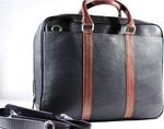 URBANBOGAN Berry Black Laptop Leather Bag $139.90 + $3.99 Shipping (Was $229.90) @ URBANBOGAN via Catch