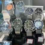 Seiko 5 Sports SRPD71K & SRPD73K $312ea @ Angus&Coote (Instore)