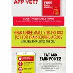 [SA, WA] Free Small Srir-Fry Box @ Wokinabox (Wok Wallet App Reqd)