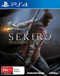 [PS4] Sekiro - Shadows Die Twice $49 Shipped @ Amazon AU