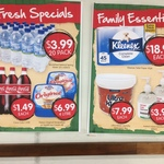 [WA] 75% Alcohol Hand Sanitizer 500ml $3.99, Spring Water 20x600ml $3.99, Peters Ice Cream 4L $6.99 & More @ Spudshed