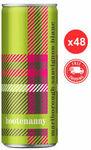Hootenanny 48 Cans 2017 Marlborough Sauvignon Blanc 250ml $49 Delivered @ Just Wines eBay