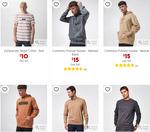 Up to 50% off Range of Mens Clearance eg: ZxZanerobe Shoes $15, Shorts $10, Pants $25, Jacket $35 + More @ Target