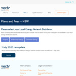 [NSW, QLD] $100 Signup Credit When You Join NECTR Energy (for Endeavour / Essential / Ausgrid / Energex Networks)