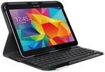 Logitech Ultrathin Keyboard Folio Case for Samsung Galaxy Tab 4 10.1 Black 920-006400 $10.50 Delivered @ Kogan
