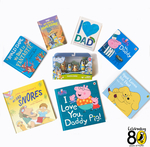 Win a Penguin Father's Day Book Bundle from Planning with Kids