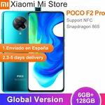 Xiaomi POCO F2 Pro 5G 6GB/128GB Dual Sim US$401.50 / A$577 Delivered @ Xiaomi Mi Store via Aliexpress