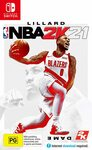 [Switch] NBA 2K21 for $59 & [PS4,XB1] $67 Delivered on Release Day @ Amazon AU