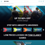 Ubisoft up to 80% off Sale - All Far Cry, Most Assassin's Creed, Tom Clancy under $20