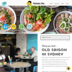 [NSW] Vietnamese Restaurant Opening Promo: Everything $12 or less @ Madame Nhu - Surry Hills