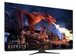 """Alienware 55"""" OLED Gaming Monitor Freesync 4K AW5520QF $3439.20 Delivered @ Dell eBay"""