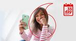 Vodafone 75% off All Combo Plus Starter Packs (ex: 60GB, 35 Days for $12.50 + Cashback)