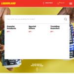 10% off Sitewide ($50 Minimum Spend) @ Liquorland