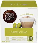 Nescafe Dolce Gusto Pods $5 - $5.95 ($4.50 - $5.36 with S&S) + Delivery ($0 with Prime/ $39 Spend) @ Amazon AU