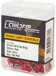 Calibre Crimp Terminals 100pk $2.99 - $9.99 + Delivery (Free C&C) @ Supercheap Auto