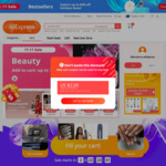 AliExpress 11.11 Deal Coupon for New Social Media Users: US$4 (~A$5.41) off (US$5 Minimum Spend)