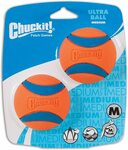 Chuckit! 2.5-Inch Ultra Ball 2 Pack $10.62 + Delivery (Free with Prime & $49 Spend) @ Amazon US via AU