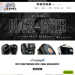 Black Friday & Cyber Monday Sales: up to 50% off Selected Products @ Rival Boxing Australia