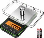 Digital Mini Scale, 200g /0.01g Pocket Scale $20.99 + Delivery (Free with Prime) @ AMIR&ORIA Direct via Amazon AU