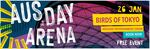 [SA] Birds of Tokyo Free Gig during 'Aus Day in the Arena' on 26 Jan 2021 @ Adelaide Entertainment Centre