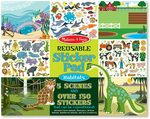 Melissa & Doug 4196 Habitats - 150+ Reusable Stickers $4.70 (RRP $12.50) + Delivery ($0 with Prime/ $39 Spend) @ Amazon AU