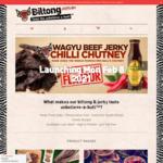 20% off Wagyu Jerky, Wagyu Biltong, 15% off Store-Wide + Shipping $9 @ Biltong To Go