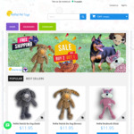 4 PetPat Pet Toys for the Price of 2 (For $23.90 Delivered) @ PetPat