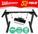 [Afterpay] Motorized Height Adjustable Sit Stand Desk Frame $239.99 Shipped (Select Postcodes) @ T&R Sports via eBay