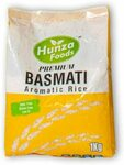 Hunza Himalayan Premium Long Grain White Basmati Rice 1kg $5.50+ Delivery ($0 with Prime/ $39 Spend) @ Hunza Foods via Amazon AU