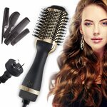 JORAGO Hair Dryer Brush (Gold) $25.89 (RRP $49.99) + Delivery (Free with Prime/ $39 Spend) @ Jorago via Amazon