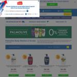 1/2 Price Palmolive Hand & Body Wash: e.g. Antibacterial Hand Wash 250ml $1.39 + Post ($0 C&C/ $50 Spend) @ Chemist Warehouse