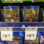 [VIC, PS4] Borderlands 3 $4.75 @ Target Highpoint (Free PS5 upgrade)