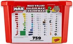 Zuru Max Bricks Build More 759 Piece $19 @ Big W