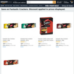 Fantastic Delites or Fantastic Rice Crackers $0.99 ($0.89 S&S) + Delivery ($0 with Prime/ $39 Spend) @ Amazon AU