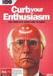 [Prime] Curb Your Enthusiasm: Season 1-8 (17 DVD Set) $29.95 @ Amazon AU