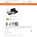 Ice Cube Tray US$10.44 (~A$13.78) Delivered @ OFOSHOP
