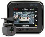 Navman Focus450 Dual Dashcam $199 with Free Mivue Smartbox Delivered @ Navman