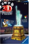 Ravensburger Statue of Liberty 3D Puzzle $16.64 (RRP $61.65) + Delivery ($0 with Prime / $39 Spend) @ Amazon AU