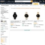 Fossil Gen 5 Smartwatch $349, Fossil Gen 5E Smartwatch $249 Delivered @ Amazon AU