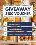 Win a $100 Gift Voucher from Gentleman George (Melbourne)