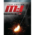Mission Impossible Gift Set Collection(1, 2 & 3) Blu-Ray $23.97